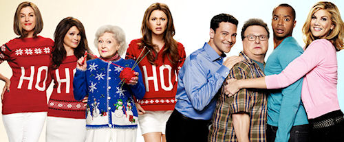 Hot in Cleveland & The Exes