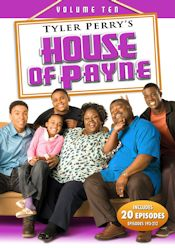Tyler Perry's House of Payne - Volume Ten (Episodes 193-212)