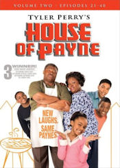 Tyler Perry's House of Payne - Volume Two - Episodes 21-40