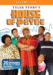 Tyler Perry's House of Payne - Volume Five (Episodes 81-100)