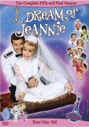 I Dream of Jeannie - The Complete Fifth and Final Season
