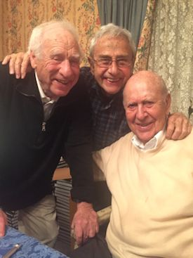 If You're Not in the Obit, Eat Breakfast - Mel Brooks, George Shapiro and Carl Reiner