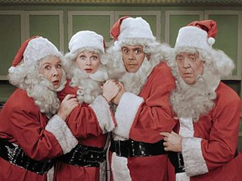 I Love Lucy - The Christmas Episode