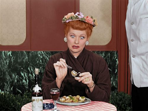 I Love Lucy - Paris at Last