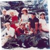 Gilligan's Island photo autographed by all 7 cast members