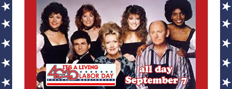 It's a Living 40 for 40 Labor Day Marathon