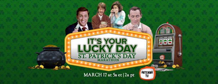 It's Your Lucky Day St. Patrick's Day Marathon