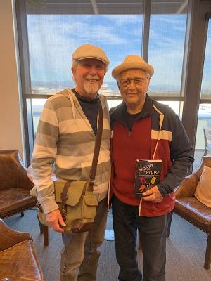 Jay Moriarty and Norman Lear