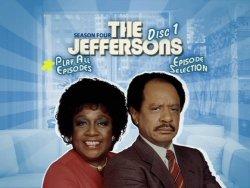 The Jeffersons - Season 4 Menu