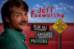 The Jeff Foxworthy Show - Season 1 DVD Menu