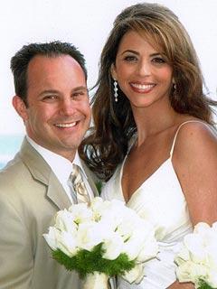 Jeremy Licht and Kimberly Wallis Wicht