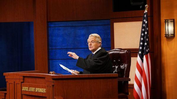 Judge Jerry Springer
