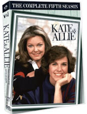 Kate & Allie - The Complete Fifth Season (Canadian Release)