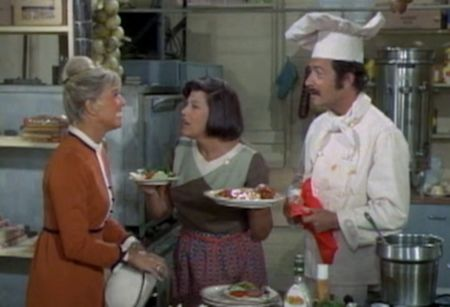 Kaye Ballard in The Doris Day Show