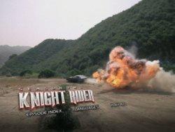 Knight Rider Season 2 DVD Menu
