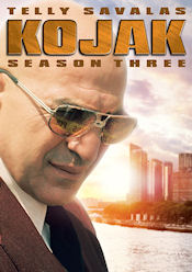Digital Digest: Kojak - Season Three DVD Review