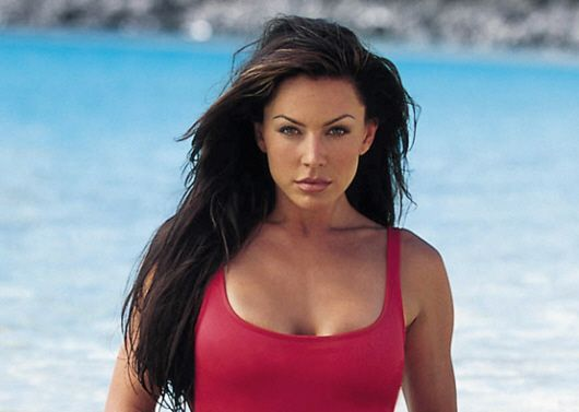 Krista Allen in Baywatch Hawaii