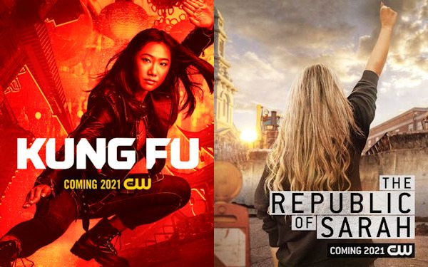 Kung Fu and The Republic of Sarah