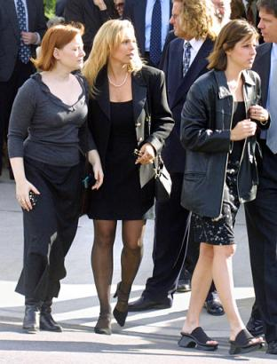 Lauri Hendler, Kari Michaelson, and Lara Jill Miller