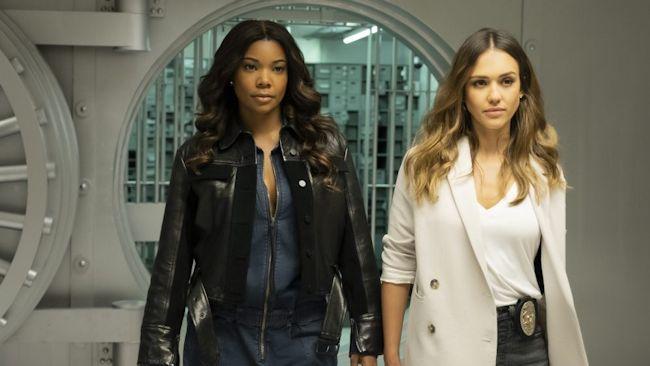 L.A.'s Finest - Gabrielle Union and Jessica Alba
