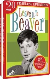 Leave it to Beaver - 20 Timeless Episodes (Embossed Slim Tin Edition)