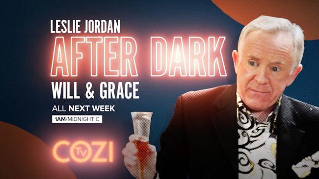 Leslie Jordan After Dark