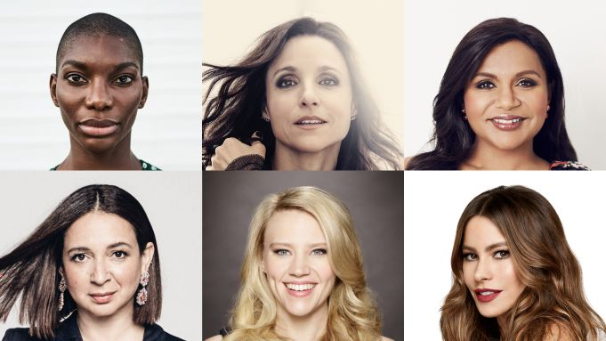 Lifetime Presents Variety's Power of Women The Comedians