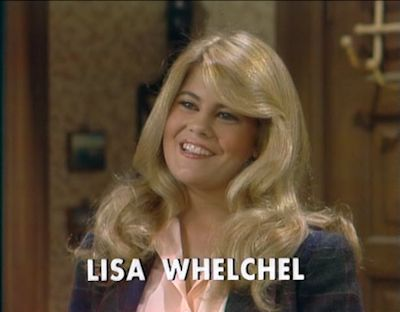 Lisa Whelchel credit