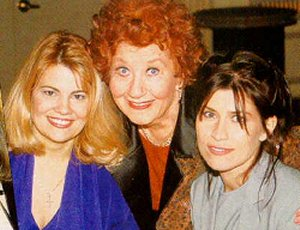 Lisa Whelchel, Charlotte Rae, and Nancy McKeon (November 2000)
