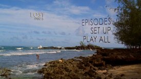 Lost DVD Menu