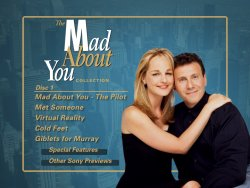 The Mad About You Collection DVD Menu
