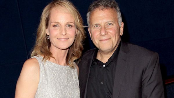 Helen Hunt and Paul Reiser
