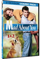 Mad About You - The Complete First and Second Seasons (Mill Creek)