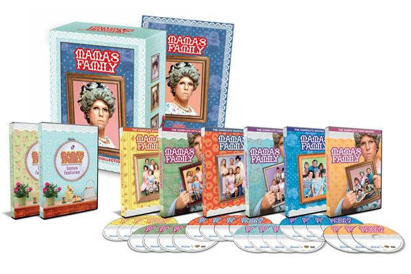 Mama's Family - The Complete Collection