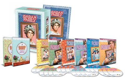 Mama's Family - The Complete Series