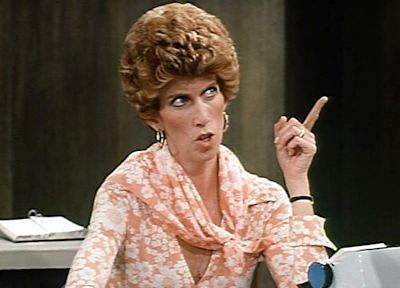 Marcia Wallace - The Bob Newhart Show