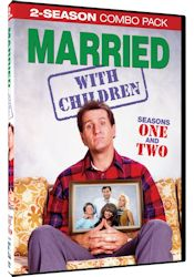 Married... with Children - Seasons One and Two (Mill Creek)