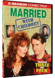 Married with Children - Seasons 3 and 4 (Mill Creek)