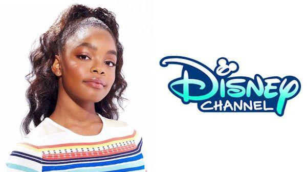 Marsai Martin - Disney Channel