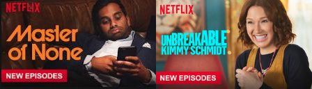 Master of None & Unbreakable Kimmy Schmidt