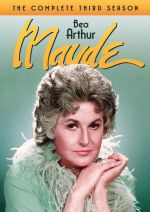 'Maude - The Complete Third Season' from the web at 'http://www.sitcomsonline.com/photos/maudeseason3dvdsm.jpg'