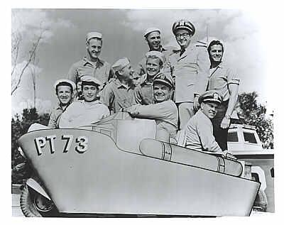 McHale's Navy cast