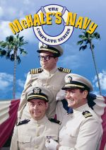 'McHale's Navy - The Complete Series' from the web at 'http://www.sitcomsonline.com/photos/mchalesnavythecompleteseriesdvdsm.jpg'