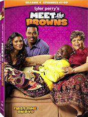 Tyler Perry's Meet the Browns - Season 4 - Episodes 41-60
