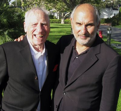 Mel Brooks Unwrapped - Mel Brooks and Alan Yentob