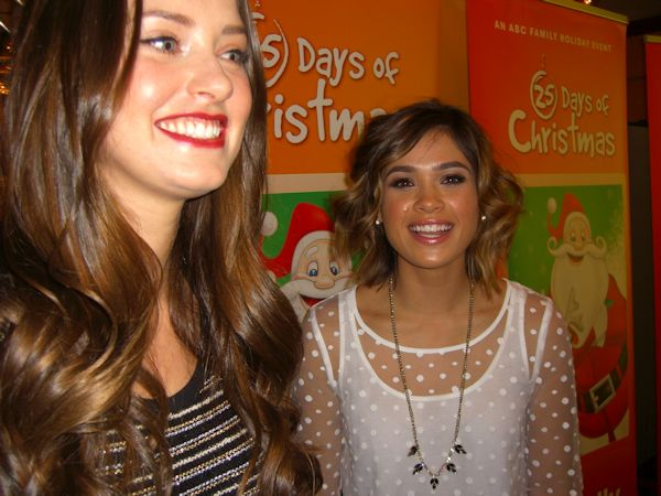 Merritt Patterson and Nicole Gale Anderson