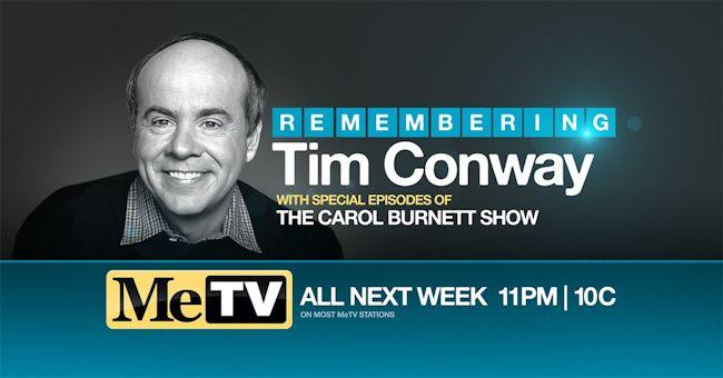 Remembering Tim Conway