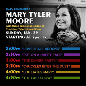 MeTV Remembers Mary Tyler Moore