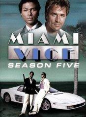 Miami Vice - Season Five