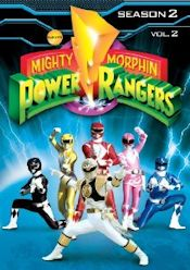 Mighty Morphin Power Rangers - Season 2, Volume 2